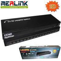 Quality 3D 1x16 HDMI Splitter/1 to 16 HDMI Splitter (YL0116) for sale