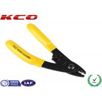 Best Indoor Fiber Optic Cable Stripper Miller Fiber Stripping Tool Stainless Steel wholesale