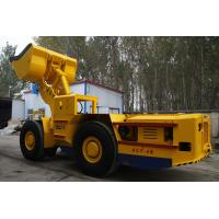 Quality Strong 3.5t underground electric load haul dump LHD for mining for sale