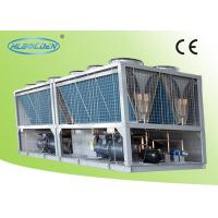 Quality OEM HVAC Air Cooled Heat Pump Chiller 109KW with Refrigeration Parts for sale