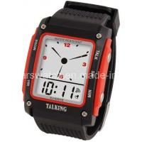 Quality Plastic Digital Talking Watch for sale