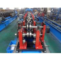 Quality Semi-automatic CZ Purlin Interchangeable Roll Forming Machine for sale
