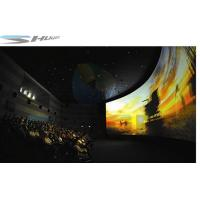 3D / 4D Cinema Equipment, Dynamic 5D / 6D / 7D Theater Machine, Motion Moive