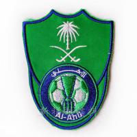 Quality Clothing Custom Embroidered Iron On Patches , Embroidered Cloth Badges for sale