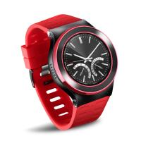 China Android 3G Smart Wrist Watches With Pedometer / Heart Rate Function , Single Sim Card on sale