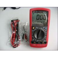 Best Professional Automotive Digital Multimeter Ut106 3-1/2 Digits Manual Ranging Meter wholesale