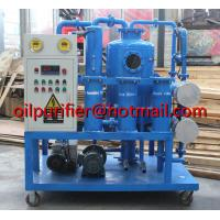 Quality Hot Sale High Vacuum Transformer Oil Filtration Machine, Mineral Insulation Oil Purifier, with stainless steel heater for sale