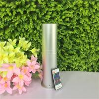 Quality 130ML Silver Standalone Electric Room Aroma Diffuser With Remote Control For Home for sale