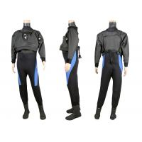 Best Heavy Duty Black Full Body Neoprene, Membrane Scuba Diving Suit, Warm water wetsuits wholesale