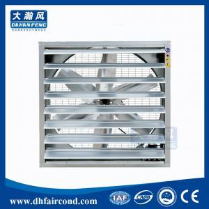 Quality DHF Belt type 400mm exhaust fan/ blower fan/ ventilation fan motor bottom for sale