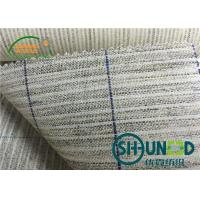 Quality garment accessory hair interlining with good elasticity for hight level suits for sale