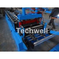 Buy 0.8-1.5mm Thickness Cold Roll Forming Machine For Making Traverse Machine With at wholesale prices