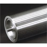 Buy cheap PVC , PE , PP, ABS Embossing Roller With High Performance , Leather Embossing from wholesalers