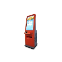 Buy cheap Android 6.0 LCD Monitor Self Service Kiosk Touch Screen 150W from wholesalers