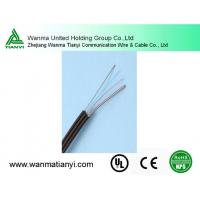 LSZH jacket steel wire/FRP/KFRP G652/G657/655 indoor and outdoor  GJYXCH