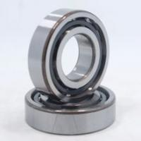 Quality 5204-2RS Machine Spindle Bearings Rubber Seals Type 19.7 KN Load for sale
