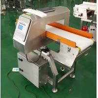 Quality auto conveyor model metal detectors for small food or small packed product inspection for sale