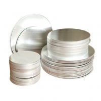 Quality SGS Mirror Polished Coated Aluminum Round Circle For Kitchen for sale