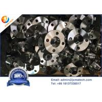 Quality Titanium Flange And Pipe Fittings For Cars / Glasses / Medical Equipment for sale