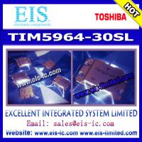Best TIM5964-30SL - TOSHIBA - MICROWAVE POWER GaAs FET wholesale