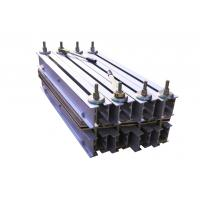 Buy Automatic Rubber Conveyor Belt Vulcanizing Machine SLJ-1400 115℃ Working at wholesale prices