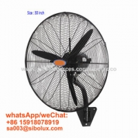 """Quality 30 inch electric industrial wall fan/30"""" metal industrial wall oscillating fan with 3 speeds setting/Ventilador de pared for sale"""