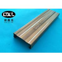 Quality Rustproof Galvanized Steel Wall Framing Stud Construction Building Materials for sale