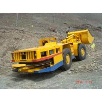 Quality Low profile dump Underground Mining Vehicles of  rock breaking machine for sale