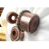 Quality Reliable Rare Earth Permanent Magnet Motor Commutator With Good Wear Resistance for sale