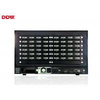 Quality 1080P lcd display datapath x 4 - video wall controller HDMI splitter Aluminum brushed DDW-VPH0708 for sale