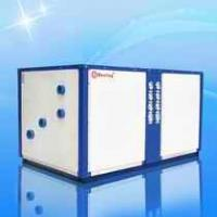 Quality Freestanding 2 Ton Water Source Heat Pump Galvanized Steel Sheet Compact Structure for sale