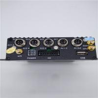 Buy cheap H.264 4 CH 720P AHD 3G WIFI HDD Mobile DVR For All Vehicles Bus Truck from wholesalers