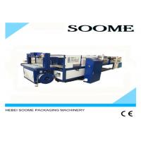 China Pneumatic Type Industrial Strapping Machine , Metal Portable Pallet Strapping Machine on sale