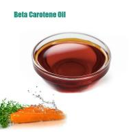 Quality beta- Carotene Liquid(30%),Red-brown Oil,Dietary Supplement for sale