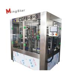 Quality Plastic 500Ml Automatic Mineral Bottle Plant , Pet Bottle Filling Machine for sale