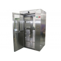 Quality SUS 304 Class 100 Clean Room For Industry Automatically Blow for sale
