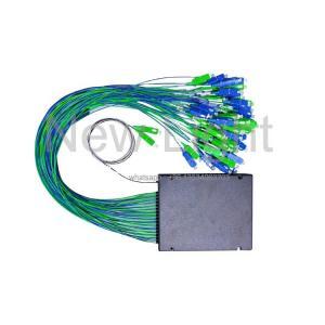 Quality FTTH/FTTx Fiber Optic WDM Optical Fiber Multiplexer Pass 1490nm & 1550nm 1310nm for sale