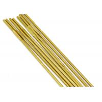 Quality Metal Zinc Brazing Filler Metal Brass Filler Rod HS221 Welding Consumables for sale