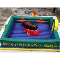Best Popular inflatable Rodeo Bull, Mechanical Bull with music wholesale