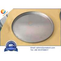 Quality Welded TZM Molybdenum Alloy Boat For Ship Annealing And Sintering Process for sale