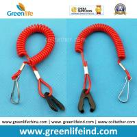 Quality Extendable Strap Customized Jet Ski Safety Hand Coiled Tool Lanyard for sale