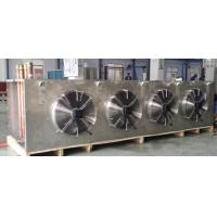 Quality IVB Series Heavy Commercial Industrial Brine Unit Cooler WIth 4 mm Fin Space with stainless frame for sale