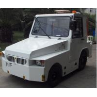High Efficiency Tug Aircraft Tow Tractor Euro 3 / Euro 4 Emission Standard