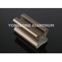 6063 6061 Extruded Polished Aluminium Profile For Door And Window
