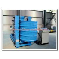 Quality Crimped Steel & Aluminium Roofing Sheet Making Machine with Various Curved Anagles for sale