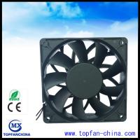 Best High Speed PWM / FG / CPU 120mm DC Axial Industrial Ventilation Fans Lead wire wholesale