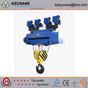 China High Performance Electric Crane Hoist on sale
