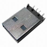 Best USB2.0 A Male Solder Type Connector, Compliant with RoHS Directive wholesale
