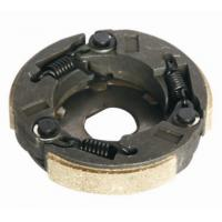 China Aluminum Motorcycle Clutch Plate , Wearable Motorbike Clutch Shoe For BWS100 Parts on sale