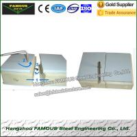 100mm Walk in cooler PU insulated panels